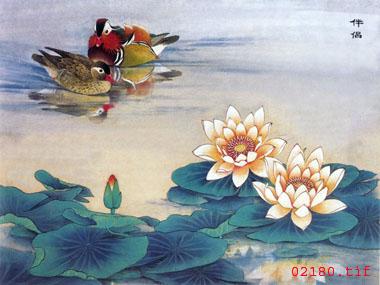 花鸟刺绣图案 花卉苏绣图案 手工刺绣题材