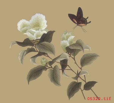 古画刺绣图案 古代苏绣图案 传统苏绣图案图片