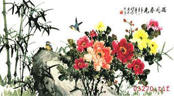 牡丹苏绣图案 手工刺绣图案 中国传统图案-苏绣图案 苏州娇古苏绣艺图片