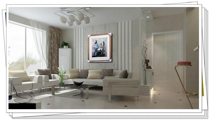 蘇繡高檔裝飾畫精品荷花圖純手工刺繡&家裝壁畫客廳壁畫別墅高檔裝飾